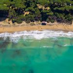 Baratti's from above